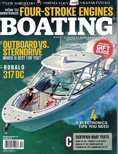 Boating safety article by Alan Alterman
